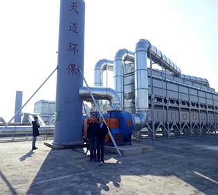 大型催化燃烧装置