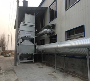 胶州大型中央集尘设备