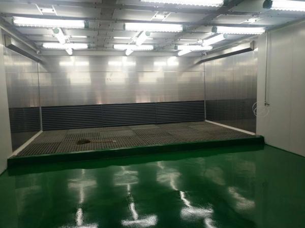 环保型水帘喷漆房